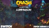 Crash Bandicoot 4 - Perbandingan Xbox One, Nintendo Switch, dan Xbox Series