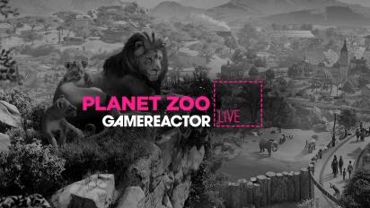Planet Zoo - Tayangan Ulang Livestream