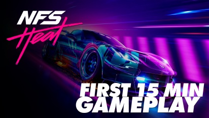 Need for Speed Heat - Gameplay 15 Menit Pertama