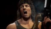 Mortal Kombat 11 Ultimate - Official Rambo Gameplay Trailer