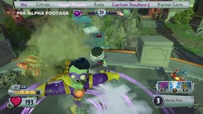 Plants vs. Zombies: Garden Warfare 2 - Character Class Dev Diary Deep Dive