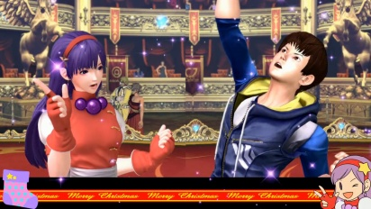 King of Fighters XIV - Holiday Promotion Trailer