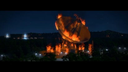 Cities: Skylines - Natural Disasters Release Trailer