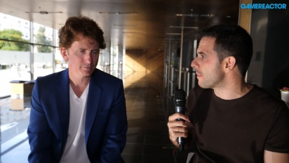 Todd Howard - Gamelab Legend Award Interview