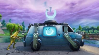 Fortnite: Battle Royale Dev Update #13 - The Reboot Van