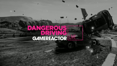 Dangerous Driving - Livestream Replay