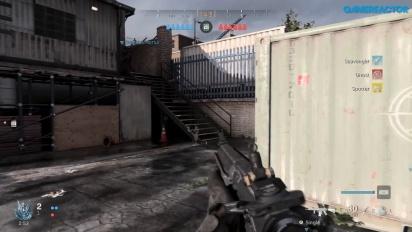 Call of Duty: Modern Warfare - Cyber Attack di Hackney Yard