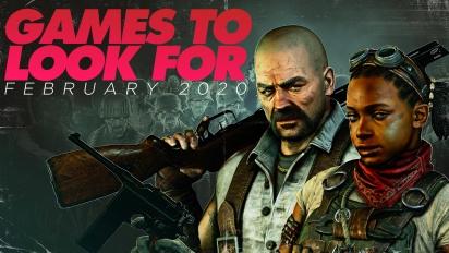 Rekomendasi Game Februari 2020