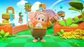 Fall Guys: Ultimate Knockout - Super Monkey Ball: Banana Mania Crossover Trailer