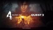 Resident Evil 4 VR - Extended Gameplay Trailer