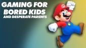 Game untuk Anak-anak dan Orang Tua yang Bosan di Rumah