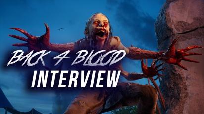 Back 4 Blood - Wawancara Chris Ashton dan Phil Robb