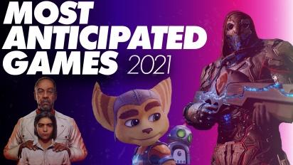 Game yang Patut Dinantikan 2021 Versi Gamereactor