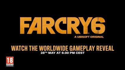 Far Cry 6 - Livestream Teaser