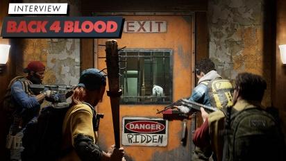 Back 4 Blood - Wawancara Lianne Papp