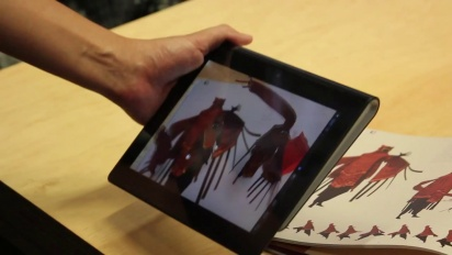 Journey - The Art of Journey: Augmented Reality Features Trailer