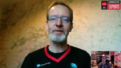 Axiom Soccer - Wawancara Chris Stamp