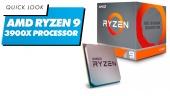 AMD Ryzen 9 3900X - Quick Look