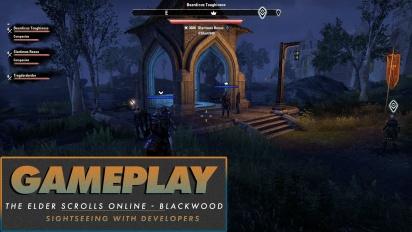 Elder Scrolls Online: Blackwood - Melihat-lihat bersama para Developer