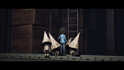 Little Nightmares - The Hideaway Trailer