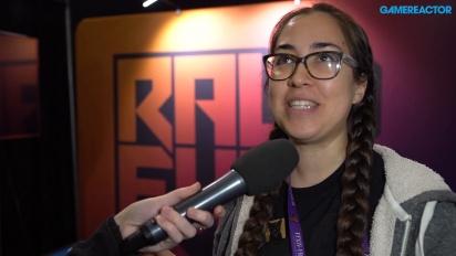 Night Call - Wawancara Sandra Fesquet