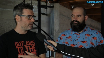 Night Call - Wawancara Anthony Jauneaud & Laurent Victorino