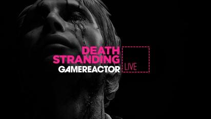 Death Stranding - Tayangan Ulang Livestream Bagian 2