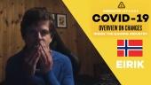 Menghadapi Wabah Virus Corona: Laporan Out of Office dari Eirik