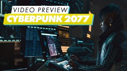 Cyberpunk 2077 - Preview Demo Langsung