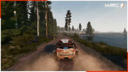 WRC 9 - Creative Director Gamescom 2020 Interview