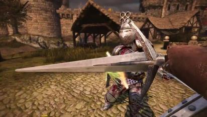 Chivalry: Medieval Warfare - Combat Tutorial #2: Advanced Combat