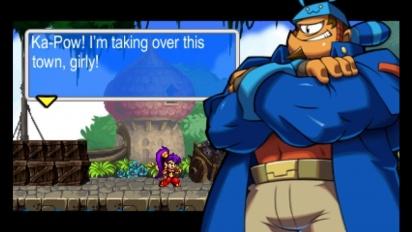 Shantae and the Pirates Curse: Meet Ammo Baron