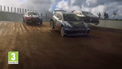 Dirt Rally 2.0 - Accolades Trailer