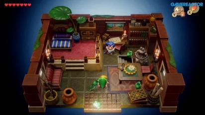 The Legend of Zelda: Link's Awakening - Totaka's Song Gameplay