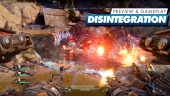 Disintegration - Preview Gameplay