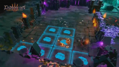 Dungeons 3 - Complete Collection Trailer - Launch Trailer