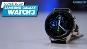 Samsung Galaxy watch 3 - Quicklook