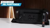 JBL Partybox - Quick Look