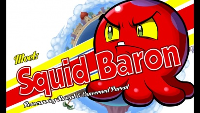 Shantae and the Pirate's Curse - Meet Squid Baron Trailer