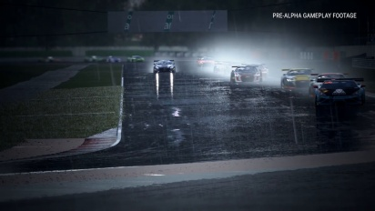 Assetto Corsa Competizione - Misano Circuit Mercedes AMG GT3 Rain Gameplay