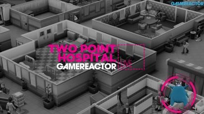 Two Point Hospital - Tayangan Ulang Livestream