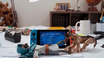 Sid Meier's Civilization VI - Episode 1: Starting a Game