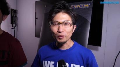 Resident Evil 2 Remake - Wawancara Yoshiaki Hirabayashi dan Tsuyoshi Kanda