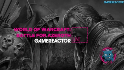World of Warcraft: Battle for Azeroth - Tayangan Ulang Livestream