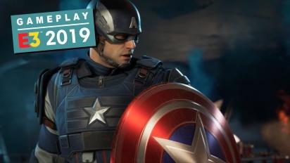 E3 2019 - Kumpulan Trailer Terbaik: Square Enix Edition
