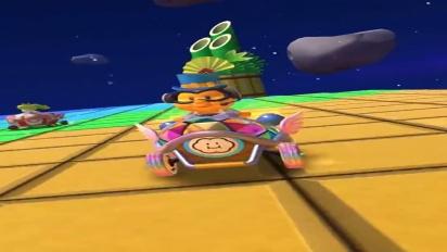 Mario Kart Tour - New Year's 2021 Tour Trailer