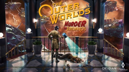 The Outer Worlds:Murder on Eridanos - Tayangan Ulang Livestream