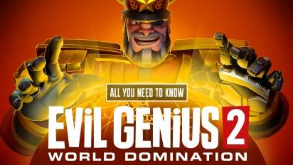 Evil Genius 2: World Domination - Semua yang Perlu Kamu (Sponsored)