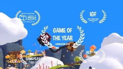 Fling to the Finish - Trailer Tanggal Peluncuran