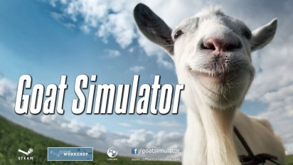Goat Simulator - Launch Trailer